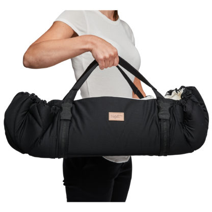 Couffin SleepCarrier matte black - noir