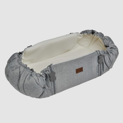 Couffin SleepCarrier morning grey - gris