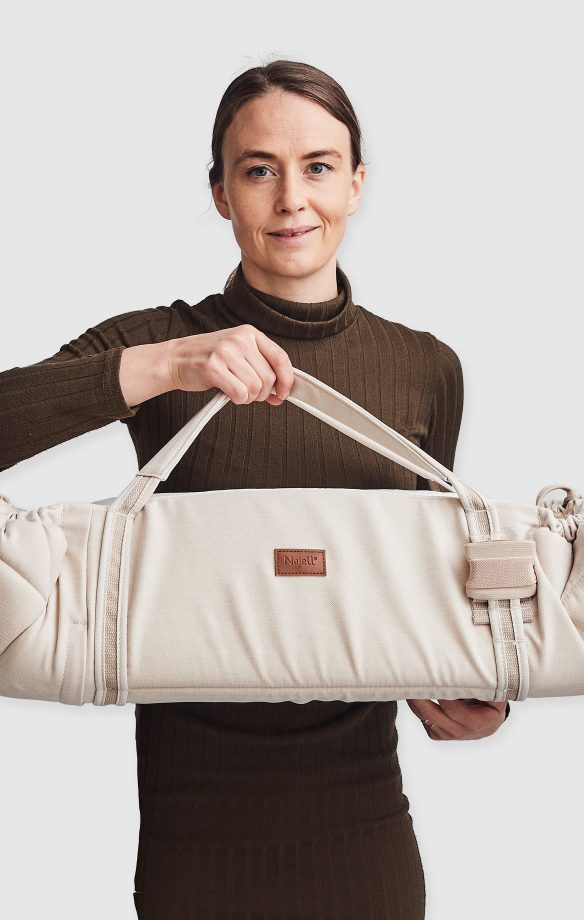 Najell Couffin SleepCarrier Beige