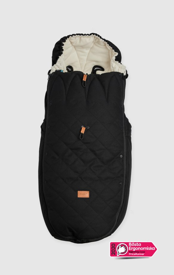 najell chancelieres winter cover matte black
