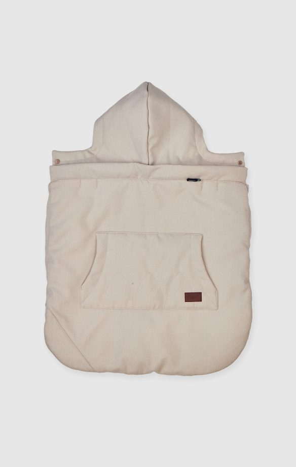 najell porte bebe weather cover sandy beige